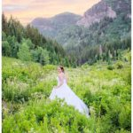 Utah Mountain bridals | Terra Cooper Photography | Anna