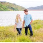 Utah Mountain Engagements | Terra Cooper Photography | Samantha + Phil