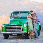 Utah Mountain Rustic Engagements | Terra Cooper Photography | Dani + Jon