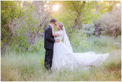 salt lake temple mountain wedding