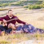 Utah fall mountain engagements | Terra Cooper Photography | Katie + Joe