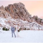 Lisa + Mike | Snowbasin Resort Wedding | Utah Wedding Photographer